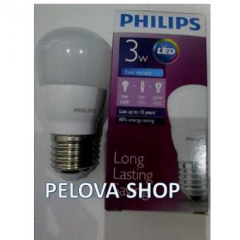 Philips Lampu LED 3w - White