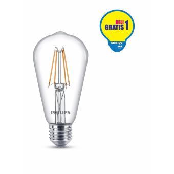 Stark Lampu Led Omni Series 7 Watt Buy 1 Get 1 Daftar Harga Source · Philips Lampu LED Classic 4 Watt ST64 E27 WW CL ND APR Buy 1 Get