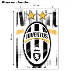 Poster jumbo: Logo Juventus FC #02 - 50 x 70 cm