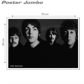 Poster Jumbo: The Beatles #14 - 50 x 70 cm