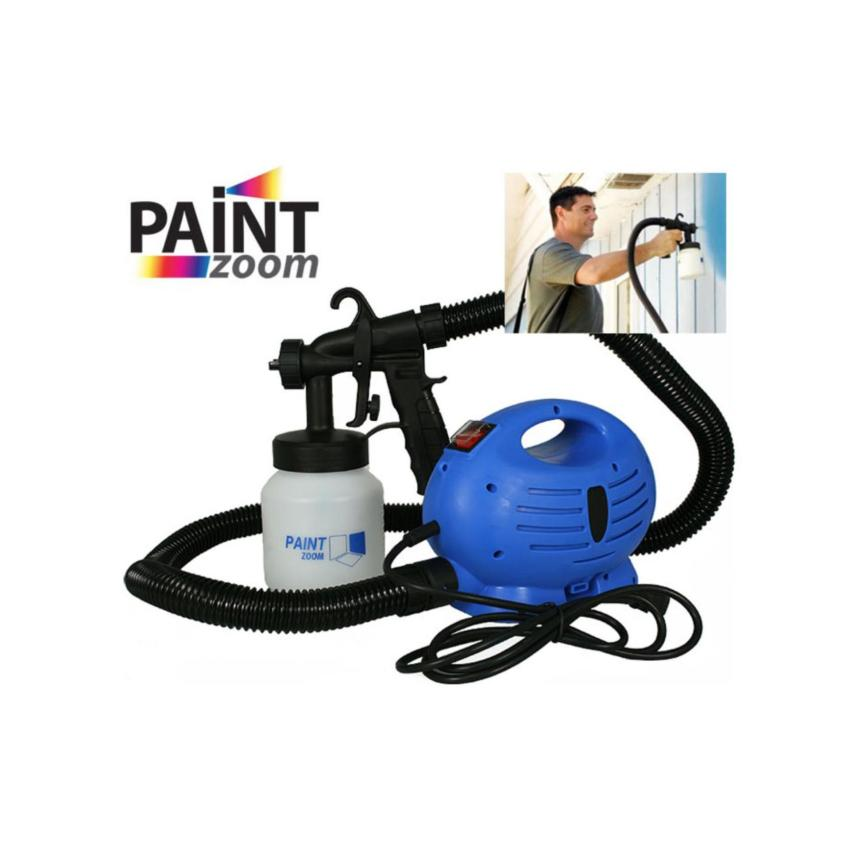 Premium AUTOMATIC ELECTRIC PAINT GUN PAINT SPRAY PAINT ZOOM
