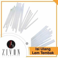 [PROMO] 10pcs Refil Refill Isi Ulang Lem Tembak Bening Glue Stick Gun Perekat YZF39