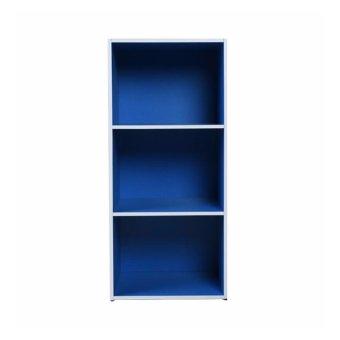 Rak Serbaguna 3 Susun - Biru