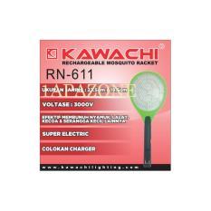 Raket nyamuk (rechargeable mosquito racket) RN-611 KAWACHI
