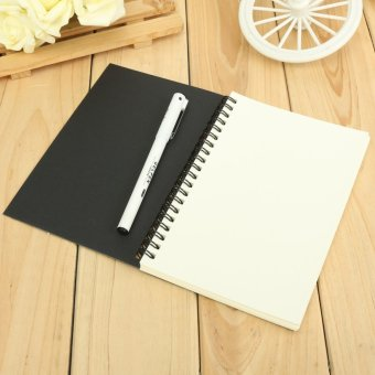 Lalang Retro Loose Leaf Blank Pages String Notebook Journal Diary Source · Loose Leaf Notebook Diary Sketchbook Notepads Source Reeves Retro Spiral Bound ...