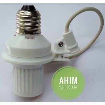 BELI SEKARANG REIDA Fitting Lampu Sensor Otomatis Cahaya Matahari - Menyala diSaat Gelap Klik di sini !!!