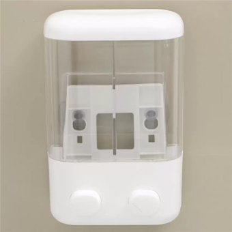 ... Dispenser Sabun dan Shampo 2 in 1