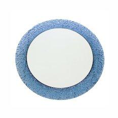 Roxy House Cermin Forming Coral - Biru