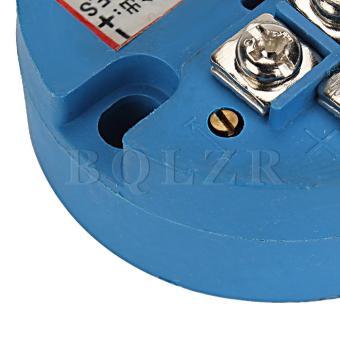 RTD PT100 Temperature Sensors Transmitter - 4