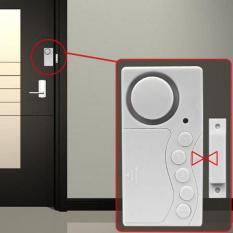... Wireless Cocok Untuk Di Pintu Jendela Lemari Etc . Source · Sensor Magnetik Jendela Keamanan Pintu Nirkabel Sistem Alarm Anti Maling Masuk Rumah Allwin