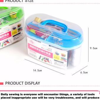 Sewing Kit Box AS SEEN ON TV - Kotak Jahit Mini Alat Set .