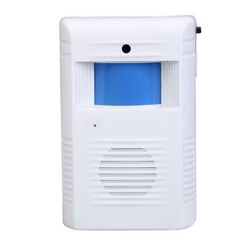Rumah Selamat Datang Toko Lonceng Alarm Sensor Gerak Tanpa Kabel Bel Pintu Masuk