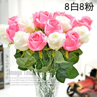 Coconie 2000 Buah Sutra Mawar Bunga Buatan Partai Pernikahan Jasa Source · 500 Buah Simulasi Bunga Sutra Mawar Kelopak Bunga Untuk Dekorasi Source Simulasi ...