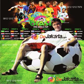 Harga Sofa Angin Bola Soccer - Air Sofa Bestway