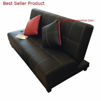 Sofabed TFO type 1 black khusus jadetabek