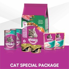 [SPECIAL PACKAGE] Makanan Kucing Complete Nutrition - 12.12 DEALS