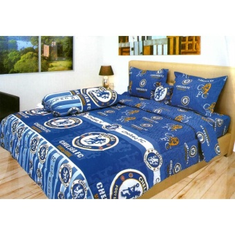 Sprei Lady Rose 160X200 Queen Terlaris Chelsea
