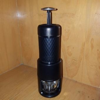 Staresso SP-200 Black Manual Handy Espresso Coffee Maker SP200