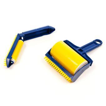 Sticky Roller Buddy Pembersih Ajaib Serbaguna plus Small Stick Bundle - 2