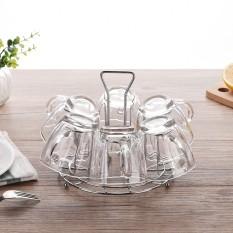 Luminarc transparan tahan panas tanpa tutup susu cangkir gelas cangkir anak. Source · Tahan Panas