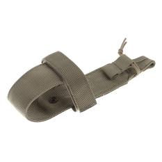 Taktis Molle Air Botol Minum Holder Belt Bottle Carrier Hiking Pouch (Hijau)-Intl