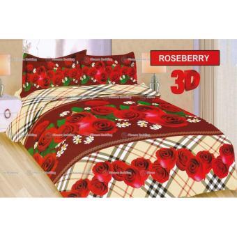 TERMURAH Sprei Bonita Tipe Roseberry