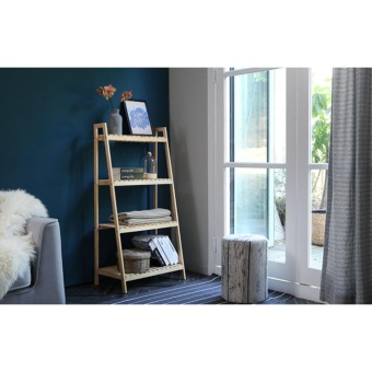 The Olive House - Hardwood Ladder 4T