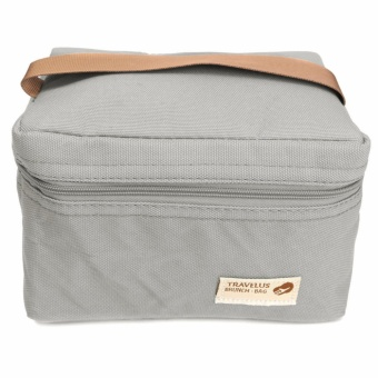 Thermal Insulated Lunch Box Tote Bento Pouch Container Lunch Bags -intl