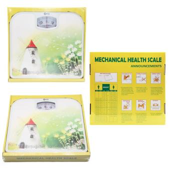 Timbangan Badan Manual Health Scale / Body Scale 130Kg