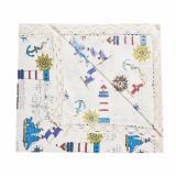 ... Tren-D-home Taplak Meja Makan / Meja Ruang Tamu / Table Cloth Kanvas ...