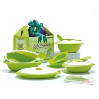 Tupperware Blossom Collection + Free 2Bowl