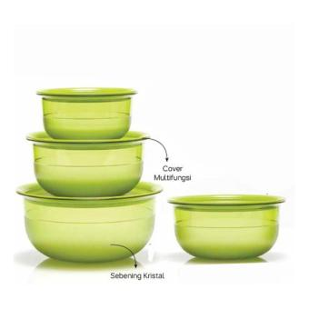 Tupperware Table Collection 4 pcs/set