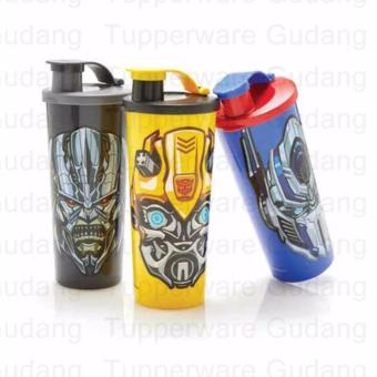 Tupperware Transformer Tumbler 1pcs LImited Edition - Warna Biru