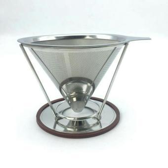 V60 Stainless Filter / Kopi / Coffee Strainer dripper