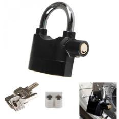 Perangkat Pintu & Kunci Kinbar ORIGINAL RING PANJANG - Kinbar Gembok Alarm Motor Suara Anti Maling / Lock Siren