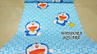 WALLPAPER DINDING WPSDORASQUARE DORAEMON  WALLPAPER STICKER  WALPAPER DINDING
