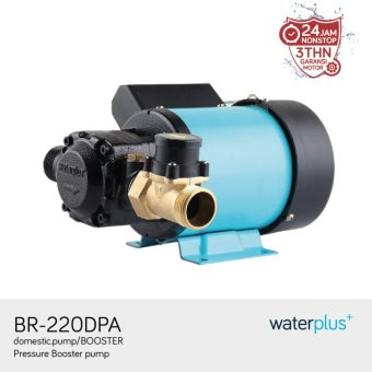 DC 12 V 60 Watt Tekanan Tinggi Mikro Saklar Otomatis Pompa Air Spiral 5 Liter/ ... Source · waterplus+ - Pompa Booster/Pressure Boosting - BR-220DPA ...