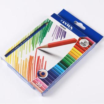 minyak inti pensil warna kayu Source Leegoal 48warnd Marco Profesional Lembut Premier Berbagai .