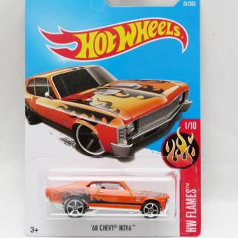 Harga 68 Chevy Nova oranye Online Terbaik
