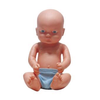 AA Toys Baby Doll Biru Boneka Jenis Kelamin Laki Laki - Mainan Boneka Praktek