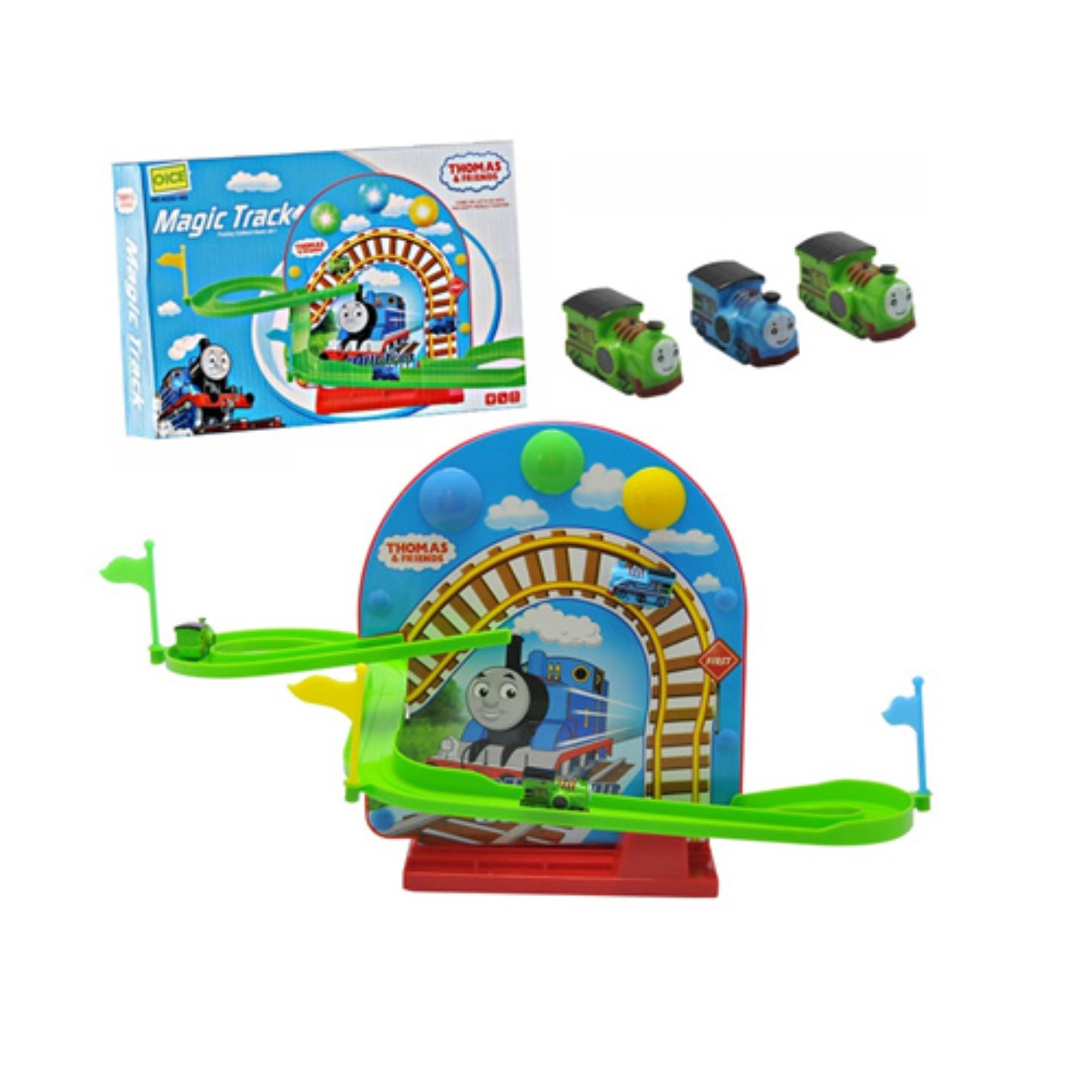 ... AA Toys Thomas Train Track A333-193 - Magic Track Mainan Kereta API ...
