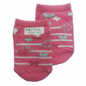 Andri Collection - BABY COMP SHORT CNS - PINK