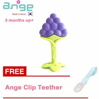 Harga Ange Fruit Teether 3M+ Grape
