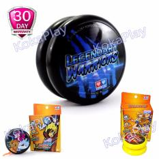 Audley Yoyo Blazing Teens Mainan Yoyo Mini Legendary Warriors