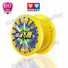 Auldey Blazing Teens Mainan Yoyo Mangkok Legendary Warriors Dashing Eagle 676306 - Kuning