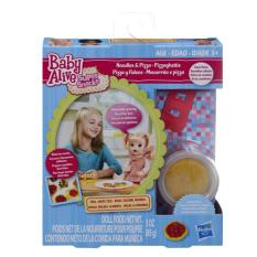 Baby Alive Super Snack Noodles & Pizza - B1454