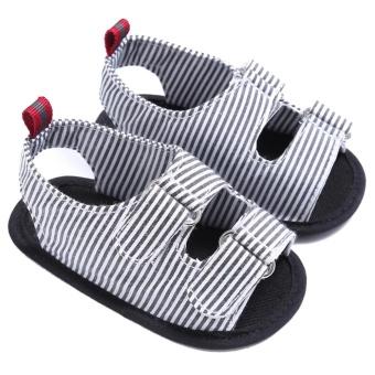 Putih Panas Balita Bayi Sepatu Bayi Sol Lembut Slip Pada Laki-Laki Dan Perempuan Rumbai