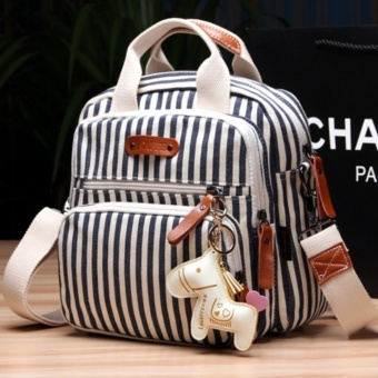Baby Large Capacity and Fashion Multifunctional Diaper BackpackDiaper Mummy Bag Infant Diaper Nappy Changing - intl