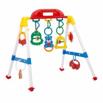 Perbandingan harga Baby Musical Play Gym Musik Mainan Rattle Bayi Anak Playgym Bandingkan Simpan