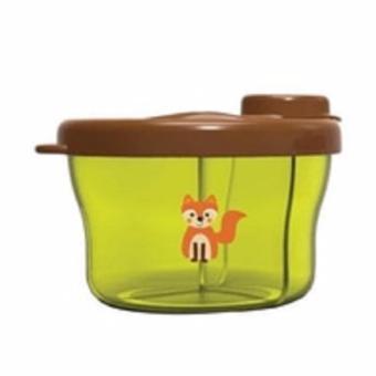 Baby Safe Milk Container / Tempat Susu Bayi - Hijau